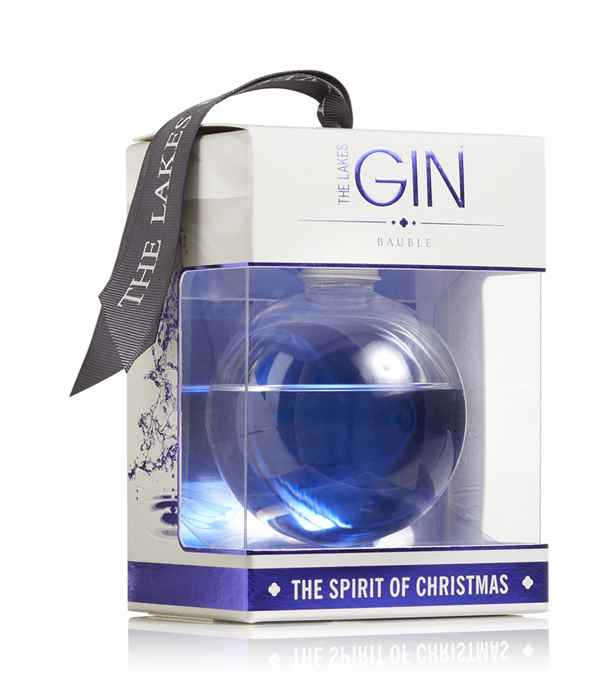The Lakes Gin Bauble 20cl