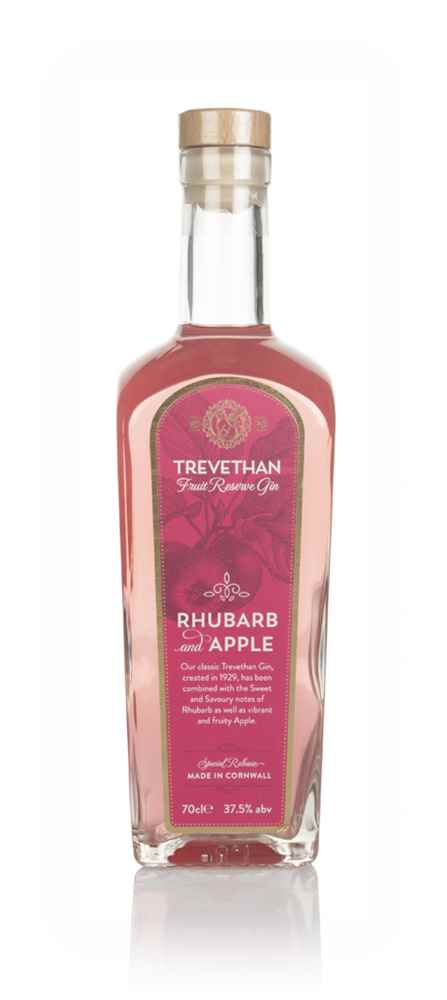 Trevethan Rhubarb and Apple Gin