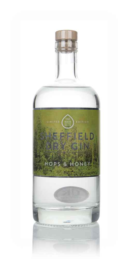 True North Hops & Honey Sheffield Dry Gin