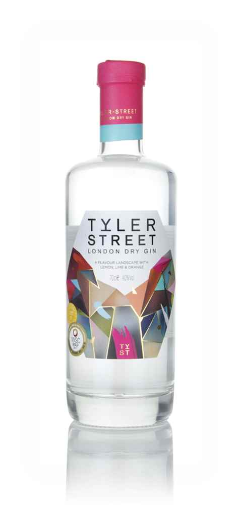 Tyler-Street London Dry Gin