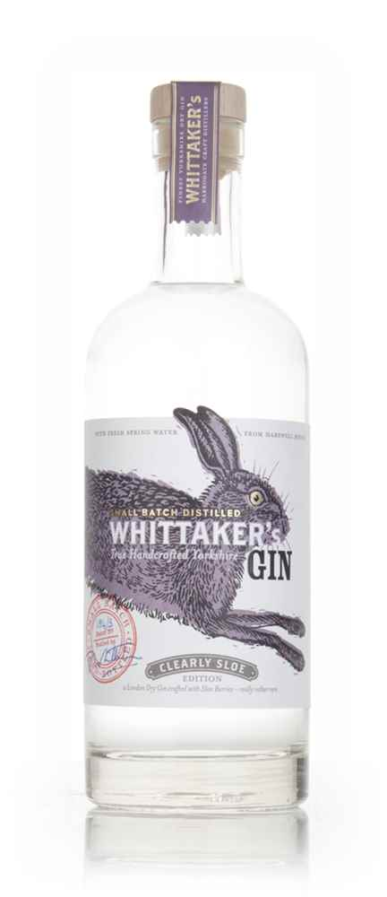 Whittaker's Gin - Clearly Sloe