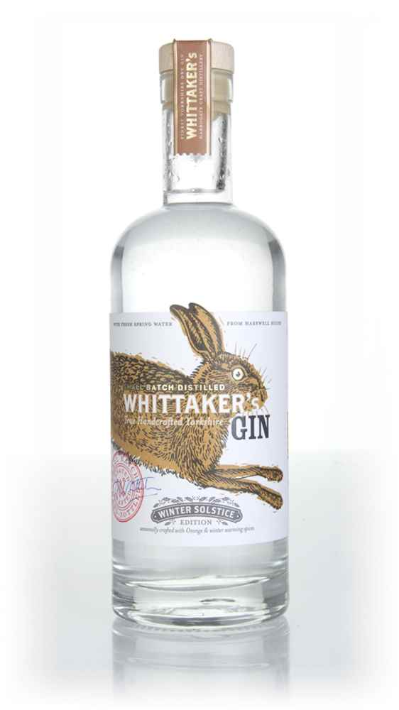 Whittaker's Gin - Winter Solstice