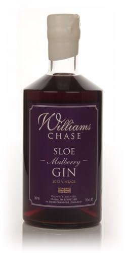 Chase Sloe & Mulberry Gin 2012 Vintage