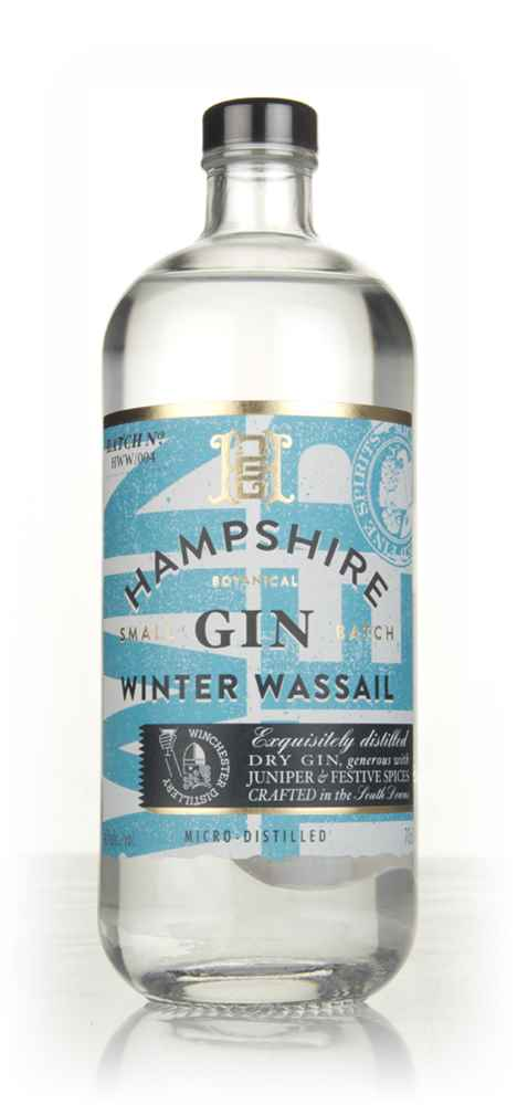 Hampshire Winter Wassail Gin