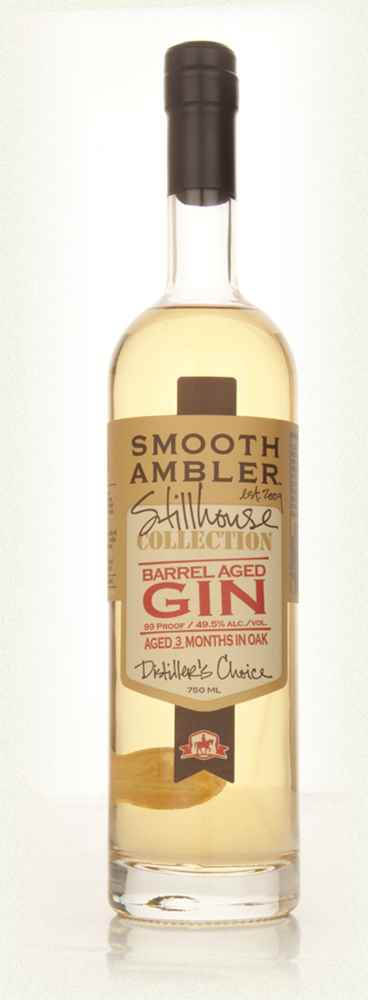 Smooth Ambler Barrel Aged Gin - Stillhouse Collection