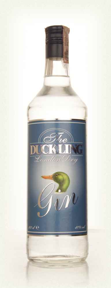 The Duckling London Dry Gin - 1970s