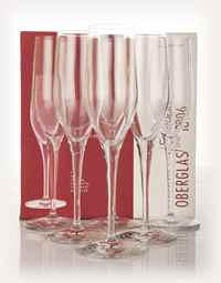 Champagne Flutes (Set of 6)