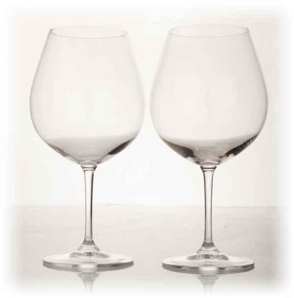 Riedel Burgundy Glasses (Set of Two)