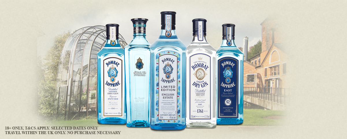 Bombay Sapphire competition