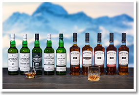 Bowmore And Laphroaig Promotion