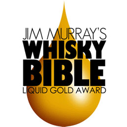 Jim Murrays Whisky Bible Liquid Gold Award Winners