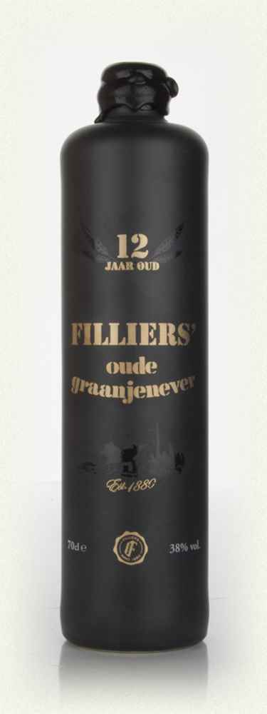Filliers' 12 Year Old Oude Graanjenever