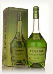 Izarra Green with box - 1970s