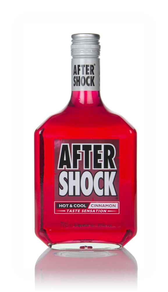 Aftershock Red Hot and Cool