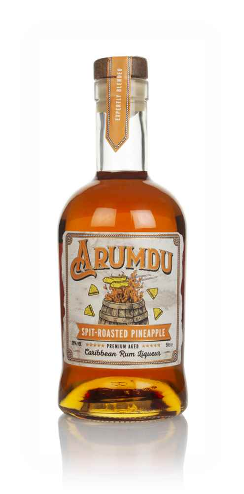 Arumdu Spit-Roasted Pineapple Rum Liqueur
