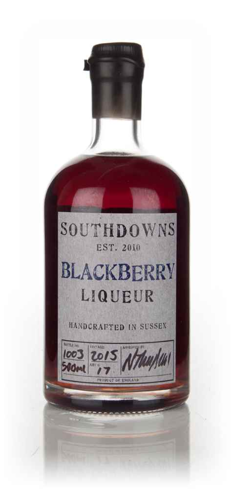 Southdowns Blackberry Liqueur