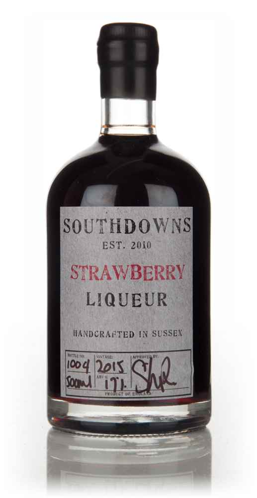Southdowns Strawberry Liqueur