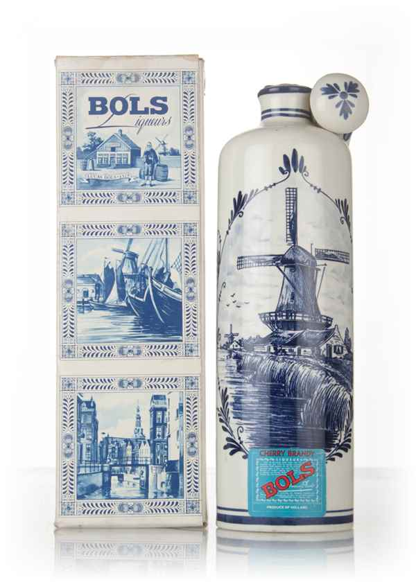 Bols Cherry Brandy (Boxed) - 1970s