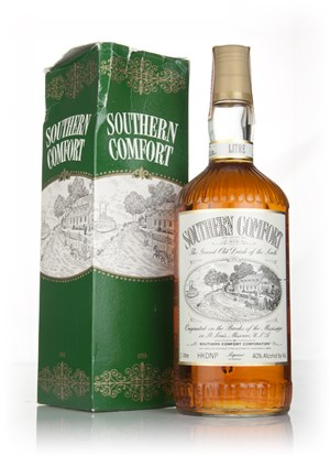 Southern Comfort 1l - 1980s
