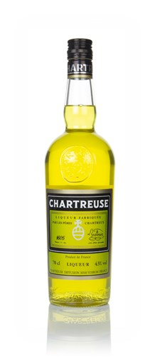 Yellow Chartreuse 35% (Old Bottling)