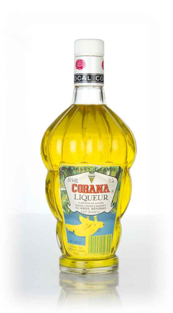 Cocal Cobana Liqueur - 1980s