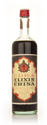 Cora Elixir di China - 1960s