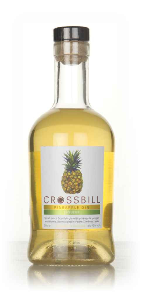 Crossbill Pineapple Gin Liqueur