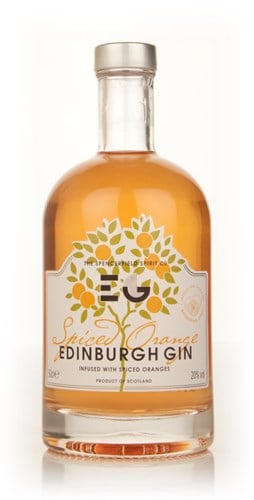 Edinburgh Spiced Orange Gin Liqueur