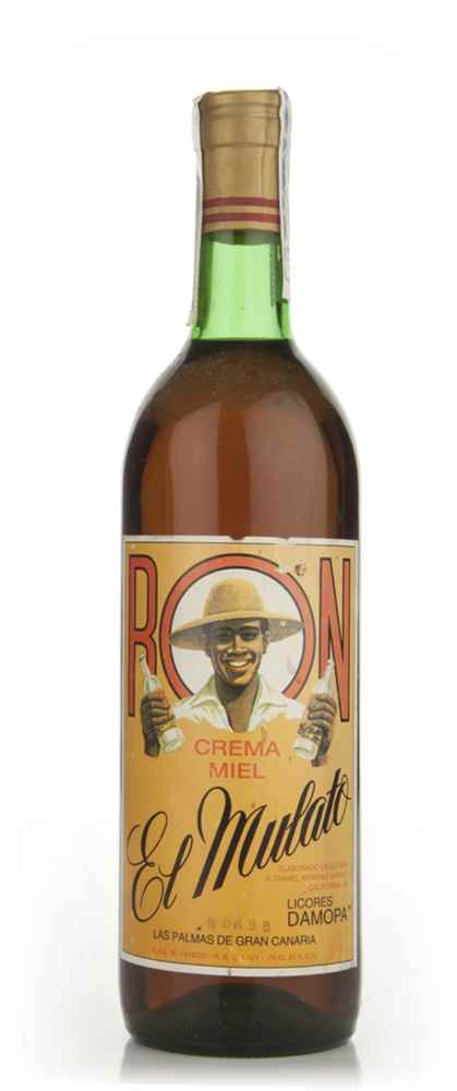 El Mulato Honey Cream Rum - 1970s