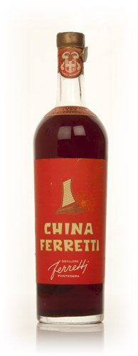 China Ferretti - 1949-59