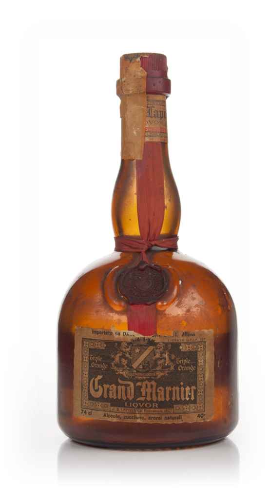 Grand Marnier Cordon Rouge 74cl - 1960s