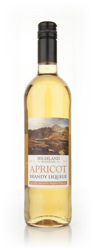 Highland Wineries Apricot Brandy Liqueur