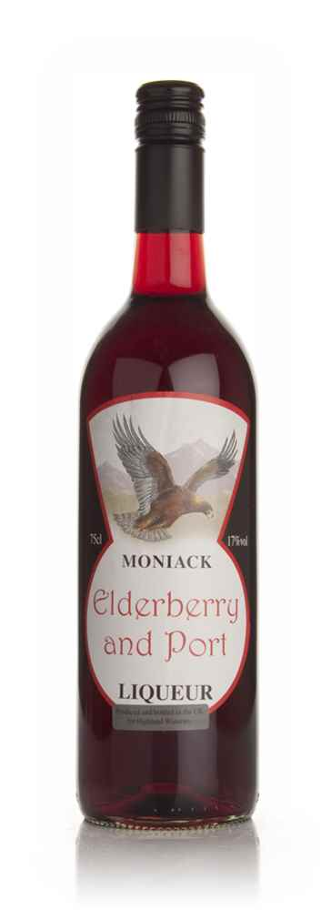 Highland Wineries Elderberry and Port Liqueur