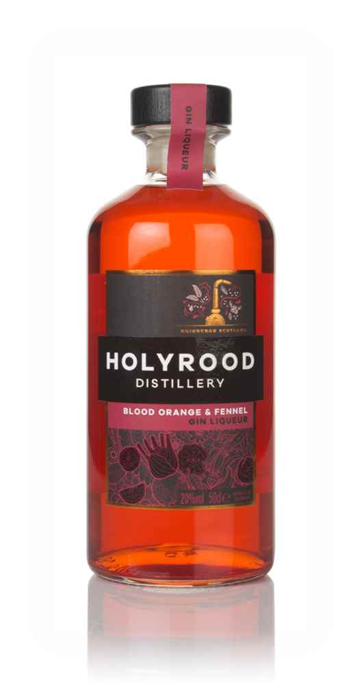 Holyrood Blood Orange & Fennel Gin Liqueur