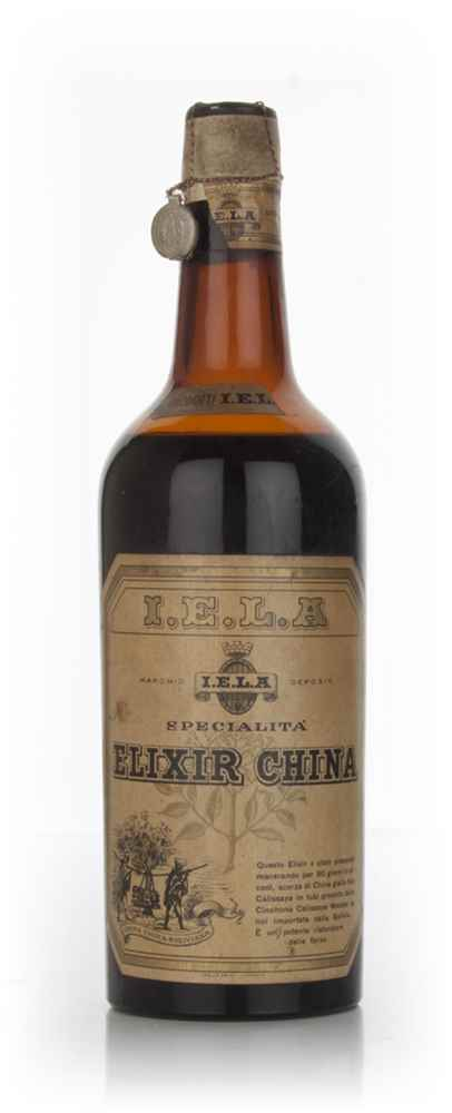 I.E.L.A Elixir China - 1950s