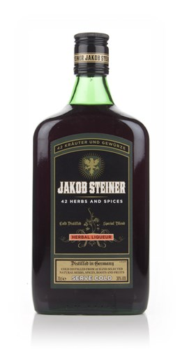 Jakob Steiner Herbal Liqueur