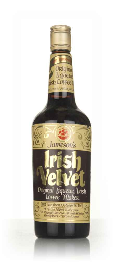 Jameson's Irish Velvet - 1970s