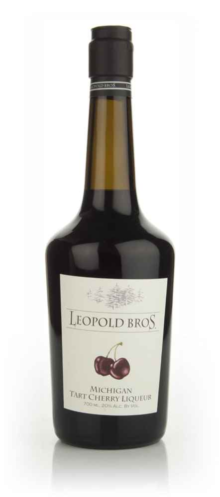 Leopold's Michigan Tart Cherry Liqueur