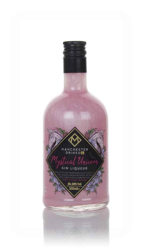 Manchester Drinks Co. Mystical Unicorn Gin Liqueur