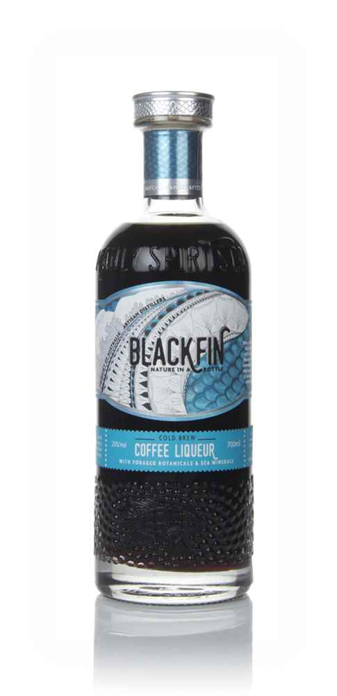 Manly Spirits Co. BlackFin Cold Brew Coffee Liqueur