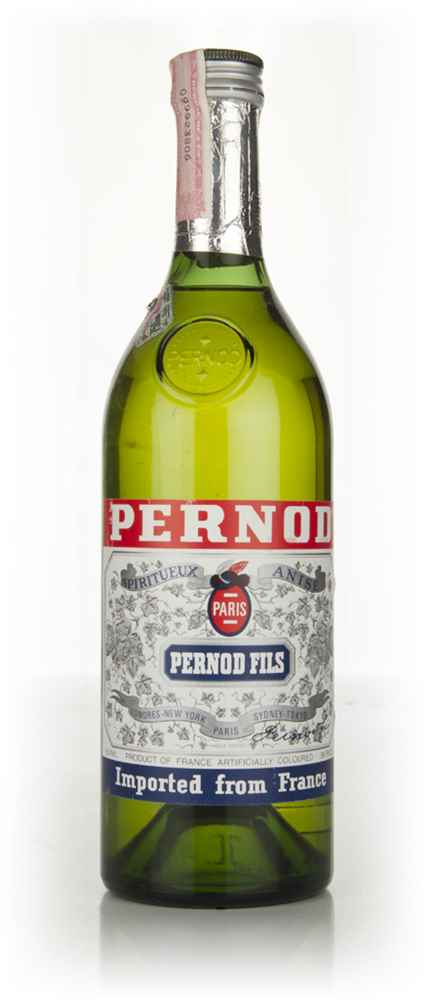 Pernod Anise - 1980s 75cl