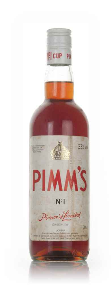 Pimm's No. 1 Cup - 1970s
