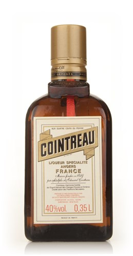 Cointreau 35cl - early 1980s