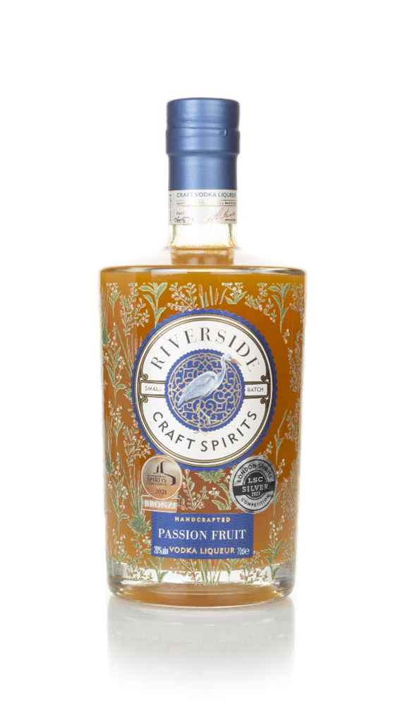 Riverside Passion Fruit Vodka Liqueur