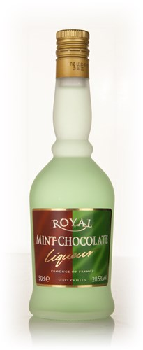 Royal Mint Chocolate Liqueur