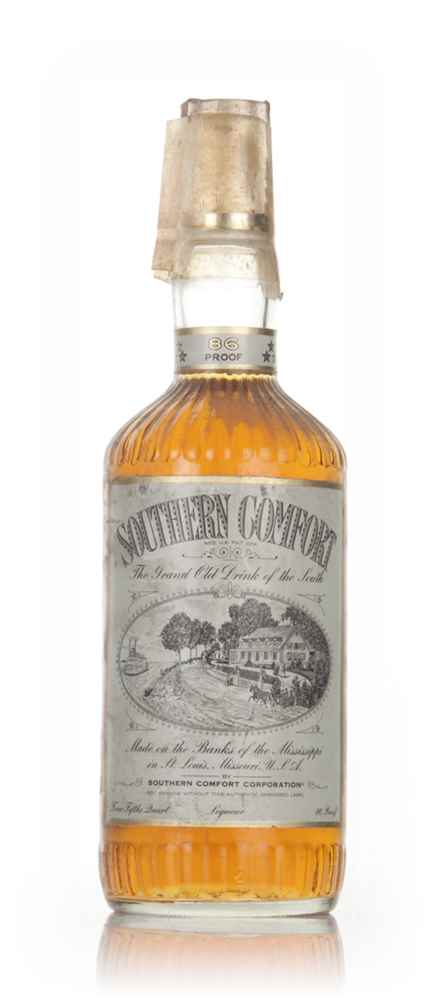 Southern Comfort - 1970s (43%)