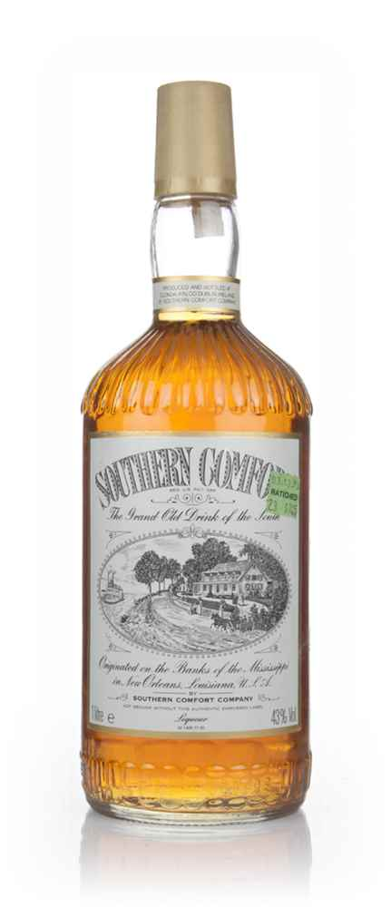Southern Comfort 1L - 1992
