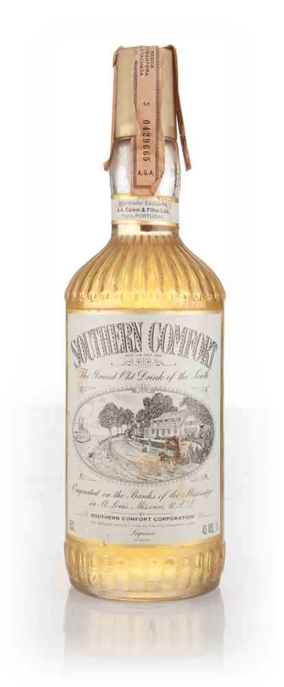 Southern Comfort 75cl - 1980s