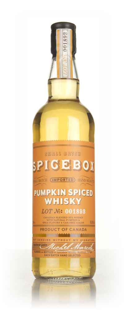 Spicebox Pumpkin Spiced