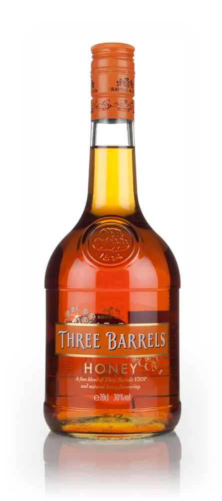 Three Barrels Honey
